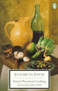 elizabeth david french provincial cooking