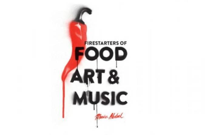 Food art & music