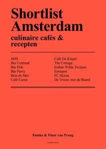 shortlist amsterdam cafes